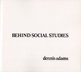 AB_Adams Dennis_Behind social structures